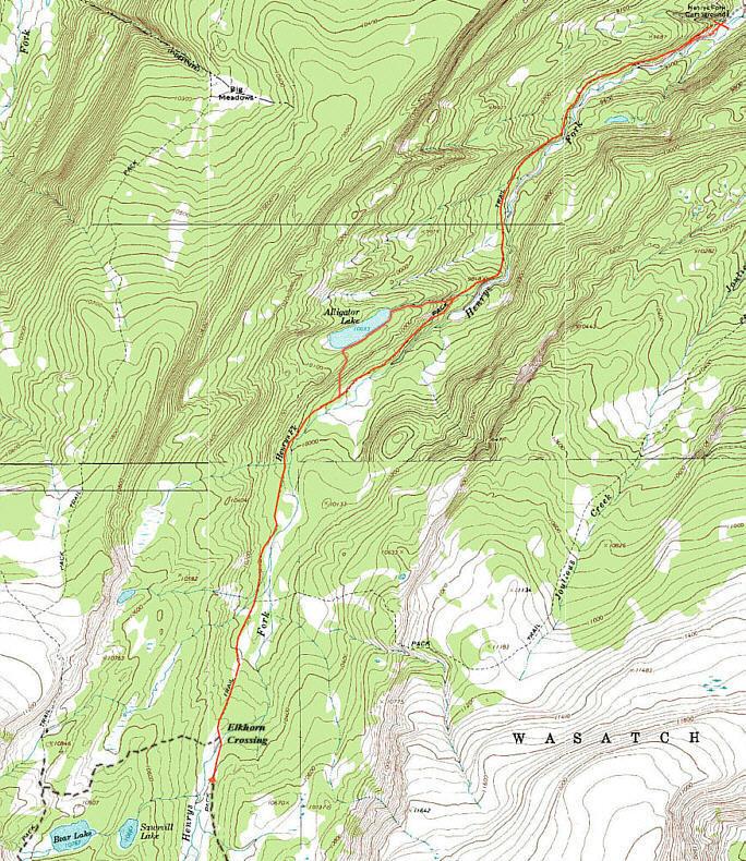 Henry39s Fork Maps